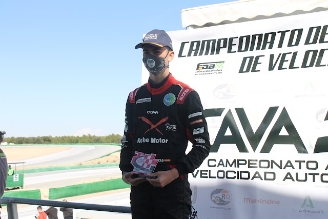Francisco Puertas hizo un gran papel, 5º y 2º en las dos mangas disputadas