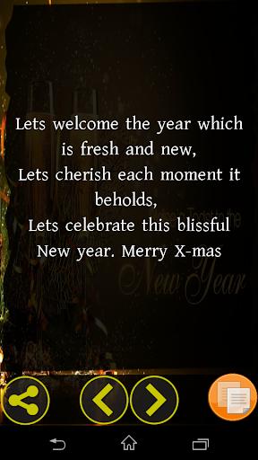 Christmas Wish Messages 1.0 screenshots 5
