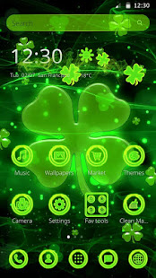 Beautiful Lucky Clover Launcher Theme for PC-Windows 7,8,10 and Mac apk screenshot 5