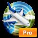 フライト状況追跡・到着便案内&出発時刻表示板つき- FlightHero Pro