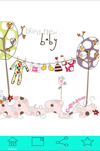 Baby Shower Ideas Card