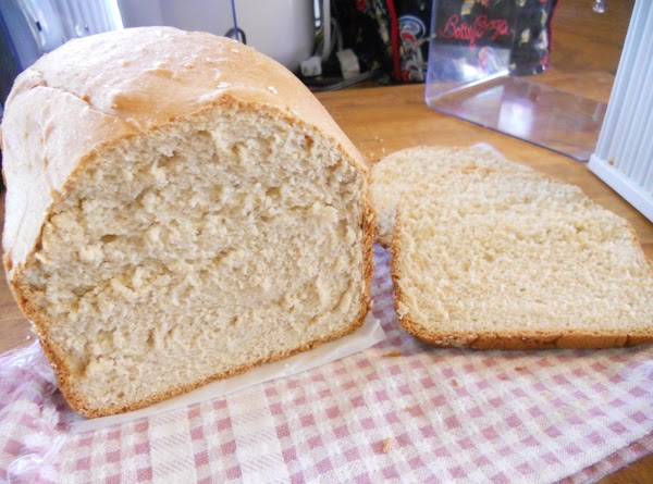 This was a bread machine loaf.