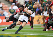 Blitzboks forward Kyle Brown says South Africa are determined to get positive results in the 8th leg of the 2018 World Sevens Series in Singapore.