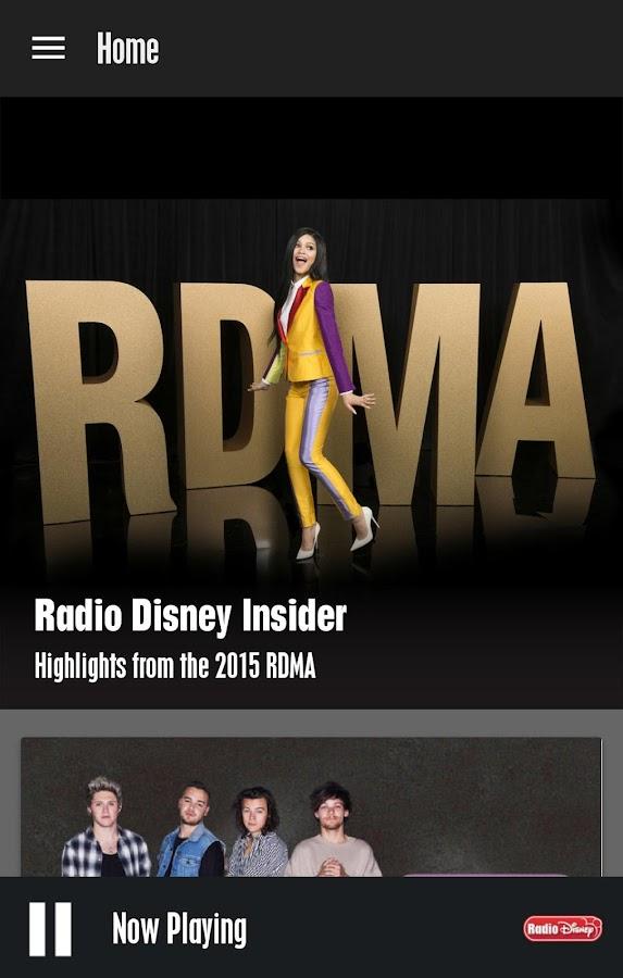Radio Disney - screenshot