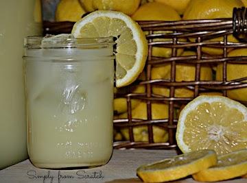 Blender Lemonade Recipe