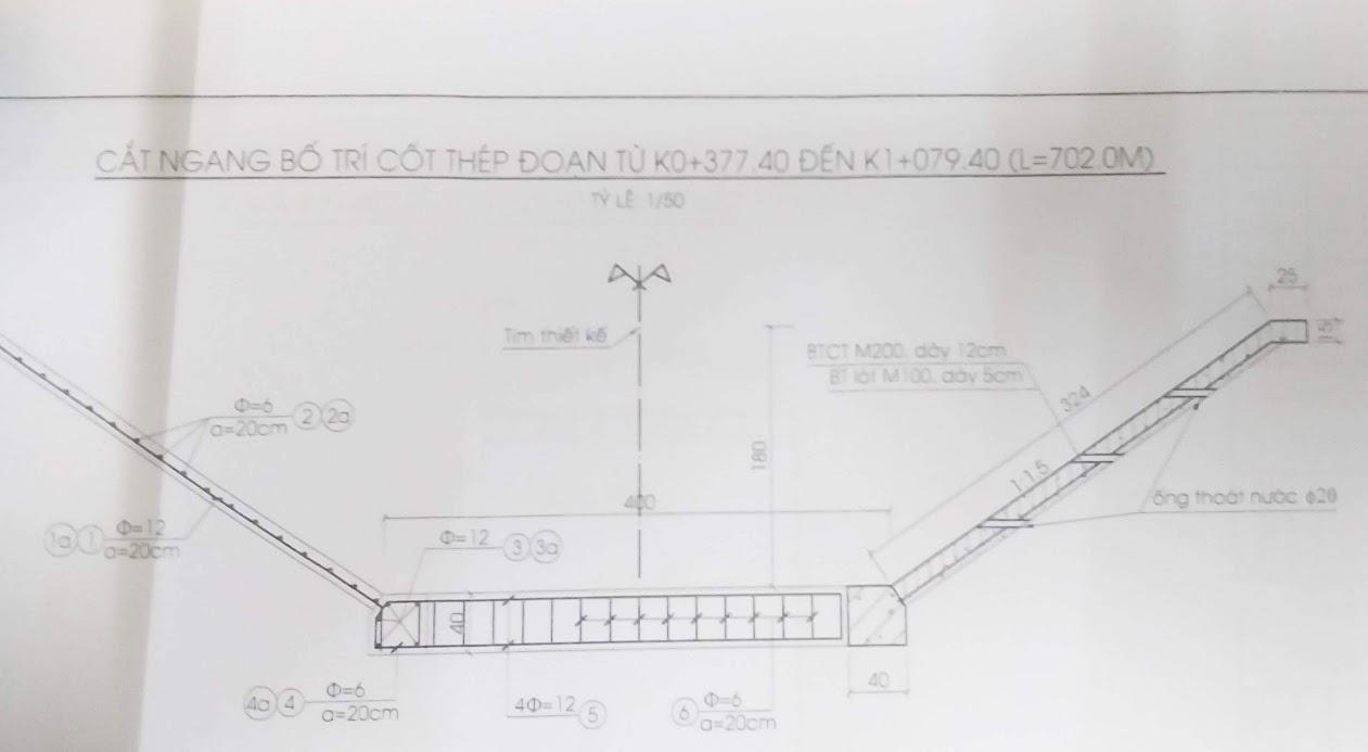 Bản thiết kế hệ thống Kênh T4