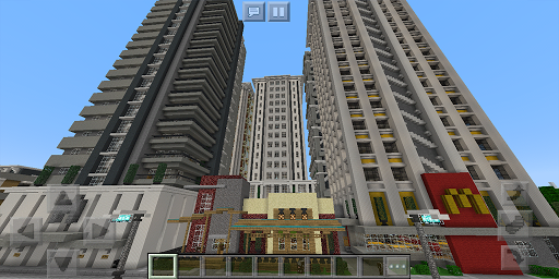 Los Dangeles. Map for MCPE 1.1.3 screenshots 6