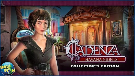 Cadenza: Havana Nights Collector's Edition - náhled