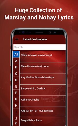 Mp3 Nohay For Muharram & Marsiay With Lyrics App Report on