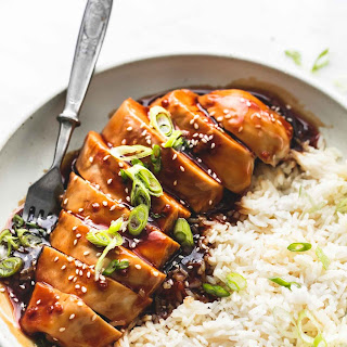 Best Ever Baked Teriyaki Chicken Recipe