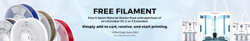 Ultimaker Sale