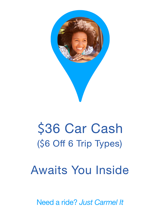 Carmel Car Service App