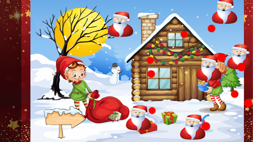 Christmas Color & Scratch for kids & toddlers ☃ 2018.24 screenshots 15