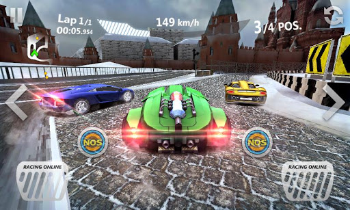 Sports Car Racing 1.4 screenshots 3