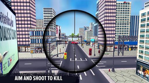 Sniper Shooter Assassin 3D - Gun Shooting Games android2mod screenshots 4