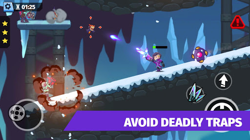 Cyber Dead: Metal Zombie Shooting Super Squad modavailable screenshots 5