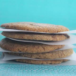 Hazelnut + Belgian Chocolate Cookies.