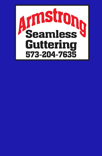 Armstrong Seamless Guttering
