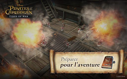 Code Triche Pirates of the Caribbean: ToW mod apk screenshots 6