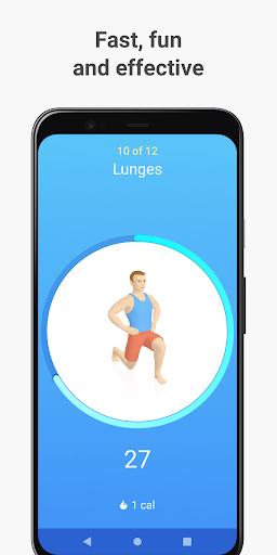 Seven - 7 Minute Workout Apk 1