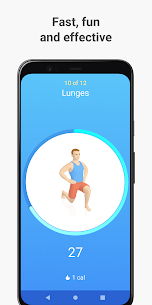 Seven – 7 Minute Workout Pro Apk [Full Version Unlocked] 1