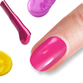 YouCam Nails - Nagelstudio und kreative Nail Art