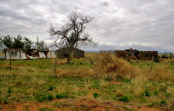Photo: ...dawno opuszczonym przez ludzi...