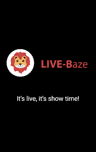 LIVE-Baze - Live Stream Video screenshot 0