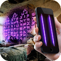 Ultraviolet Flashlight 3D icon