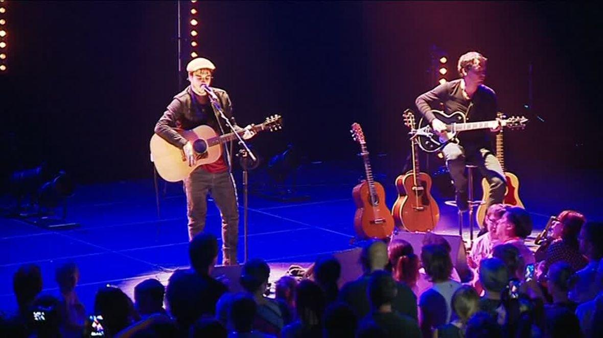 La Souterraine centre culturel Yves Furet concerts spectacles