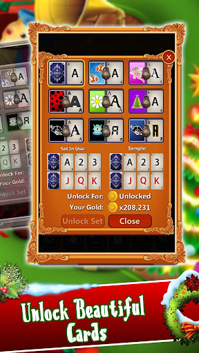 Christmas Solitaire: Santa's Winter Wonderland filehippodl screenshot 19