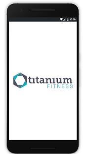 Titanium Training - náhled