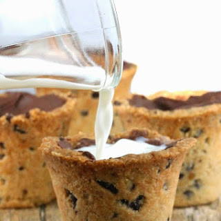Chocolate Chip Cookie Shots.