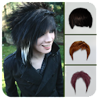Hairstyle Changer Salon – Emo Hair Cut Styler icon