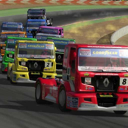 卡车赛车对手 賽車遊戲 App LOGO-APP試玩