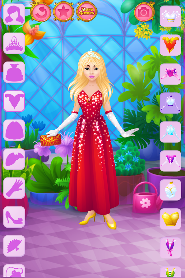 how to play dress up games