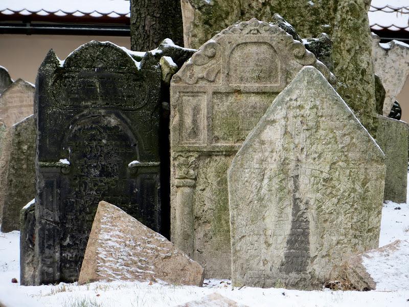 cimitero ebraico a praga di mariellaturlon
