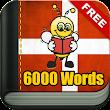 Apprendre le Danois 6 000 Mots icon