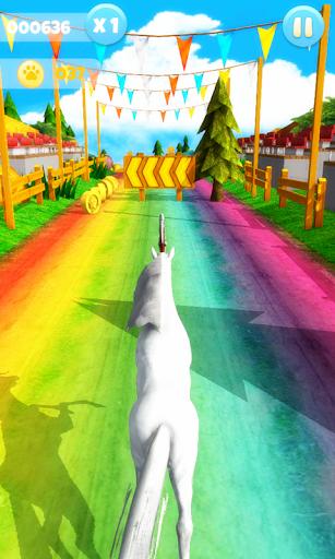 Unicorn Run apktram screenshots 4