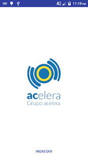 Acelera Grupo cliente - náhled