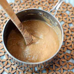 Spiced Pear Apple Sauce