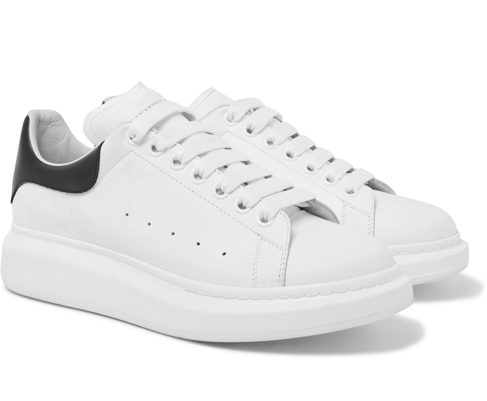 Aleaxander mcqueen sneaker có độ bền cao nhờ sử dụng chất liệu cao cấp