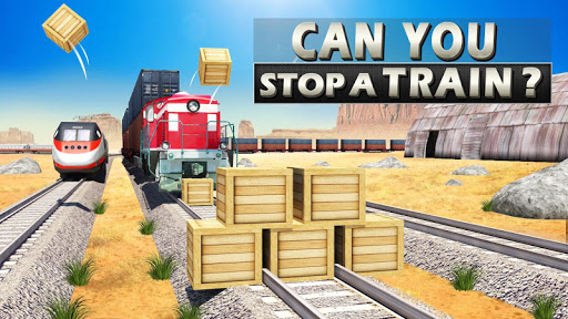 Can you stop a train? Train Games