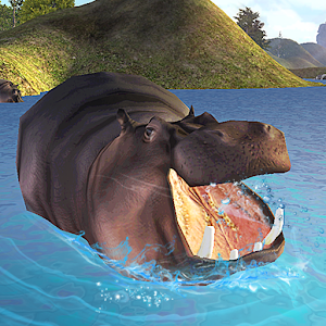 Hippo Attack City for PC and MAC
