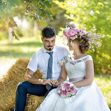 Wedding photographer Nikolay Marusyak (NIKU). Photo of 15.06.2017