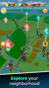 Magic Streets – Location Based RPG Mod Apk 1.0.60 (Unlimited Money) 1