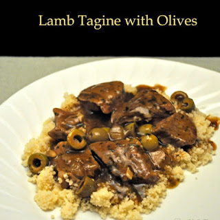 Lamb Tagine with Olives.