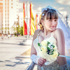Wedding photographer Aleksey Nikitaev (strelecinsun). Photo of 07.07.2016