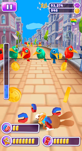 Bunny Run - Bunny Rabbit Game  screenshots 3