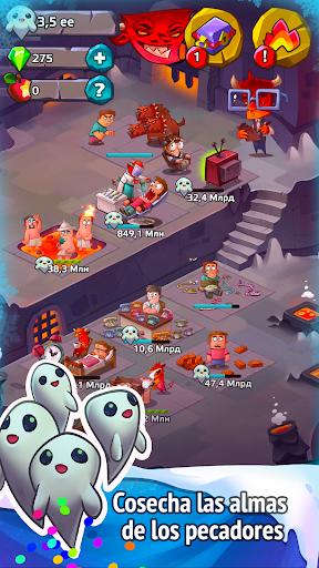 Code Triche Idle Evil Clicker: jeu de Noël  APK MOD (Astuce) screenshots 6
